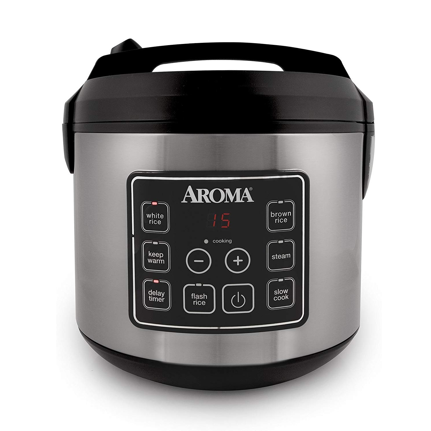 Aroma 20-Cup Digital Rice Cooker