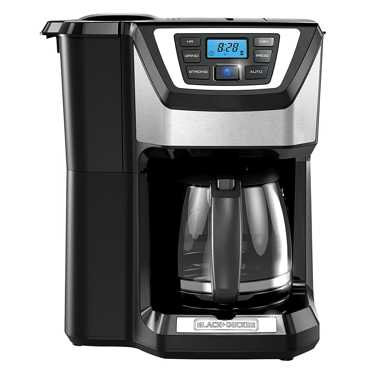 Black+Decker 12-Cup Mill & Brew CM5000B