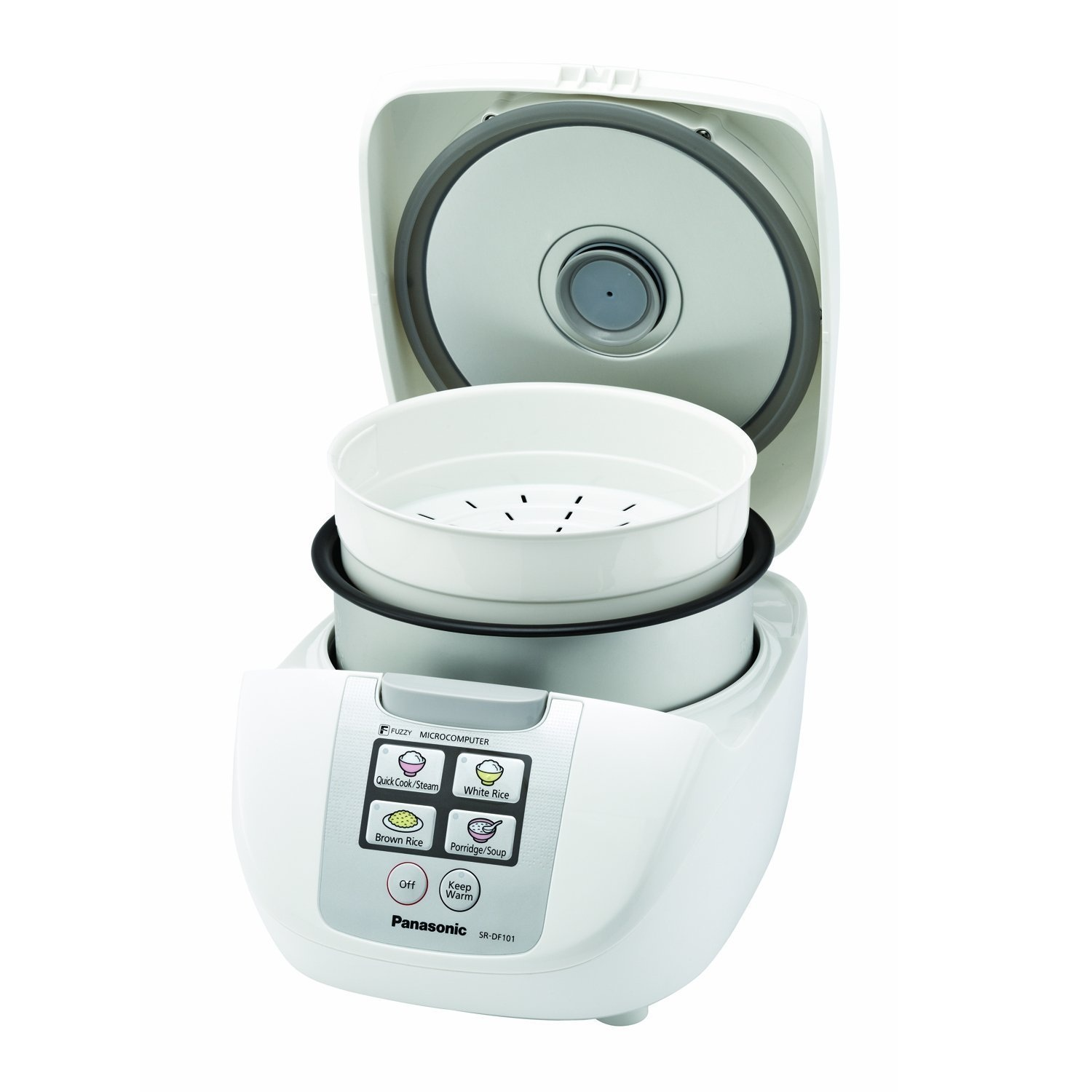 Panasonic SR-DF101 5-Cup Fuzzy Logic Rice Cooker
