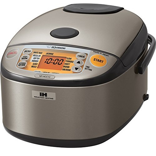 Zojirushi Induction Heating Rice Cooker