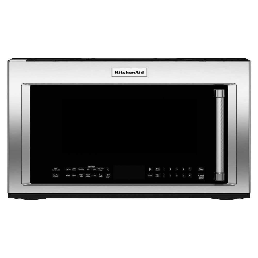 Kitchen Aid KMHC319ESS Over-The-Range Microwave