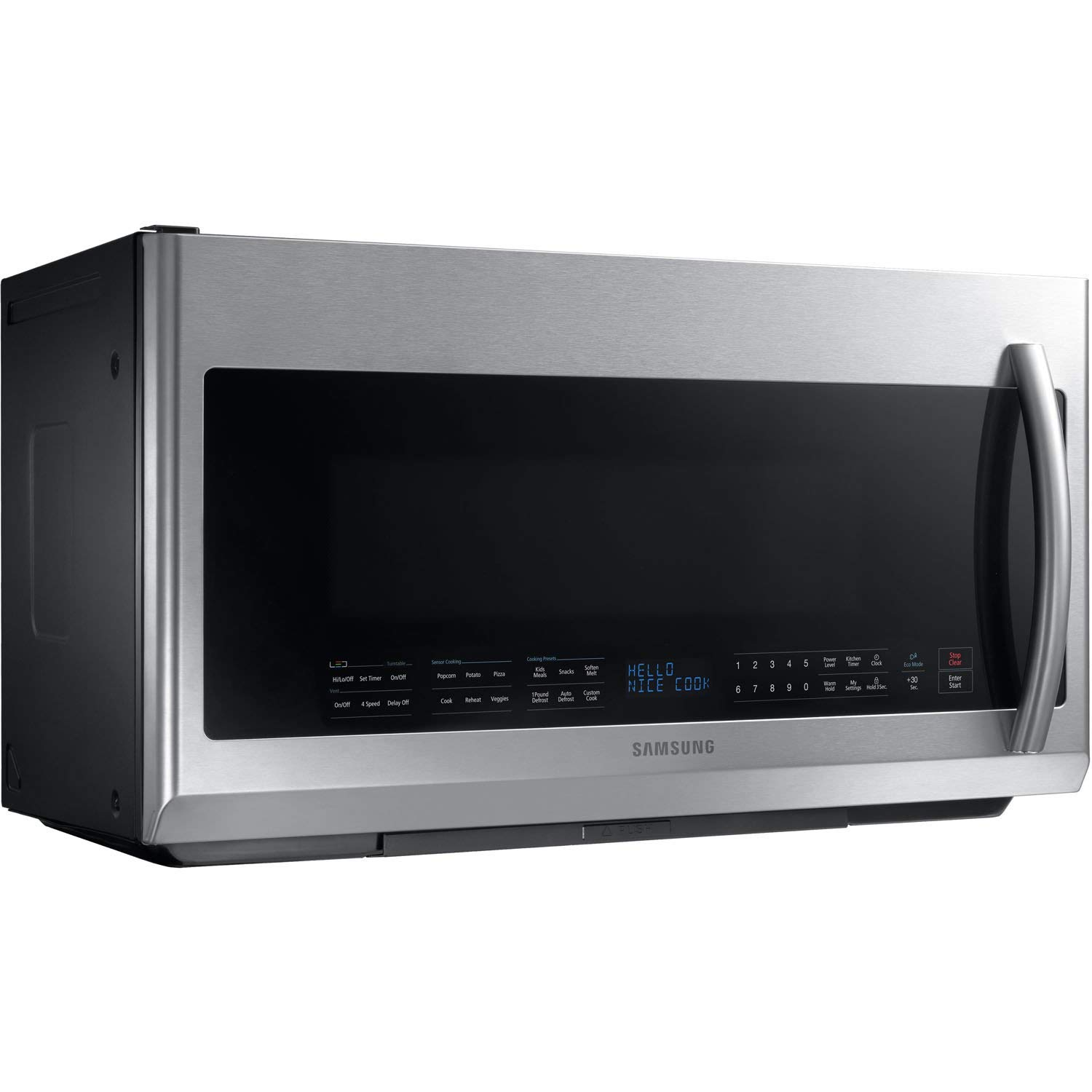 Samsung ME21F707MJT Over-The-Range Microwave